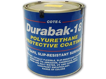 Durabak 18 For Outdoors Textured Version Non Slip Coating