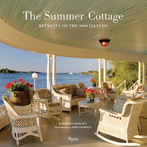 The Summer Cottage: Retreats of the 1000 Islands (Cottage Summer Collection)
