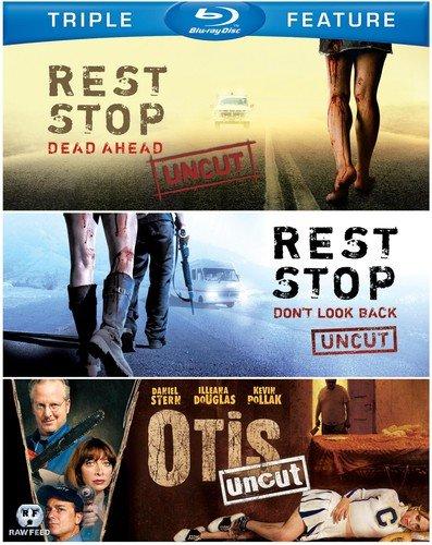 Rest Stop: Dead Ahead / Rest Stop: Don't Look Back / Otis (Triple Feature) [Blu-ray]