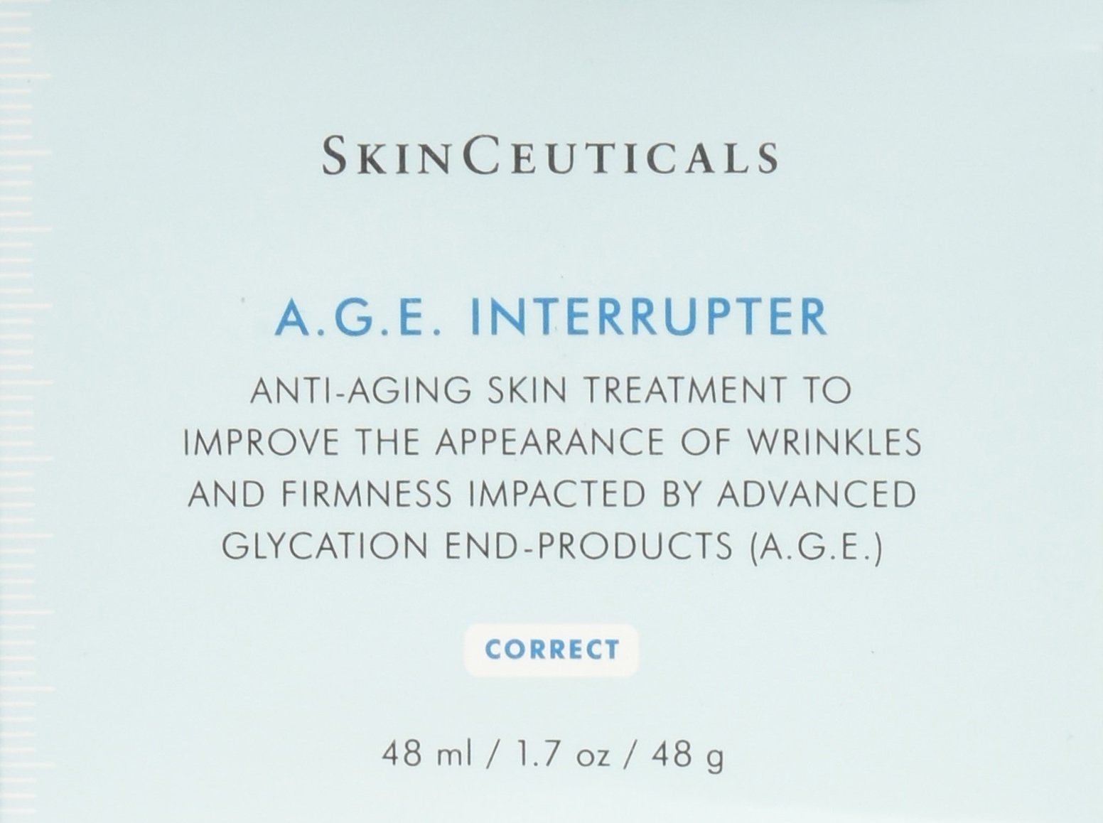 Skinceuticals A.g.e. Interrupter Mature Skin Treatment, 1.7-Ounce
