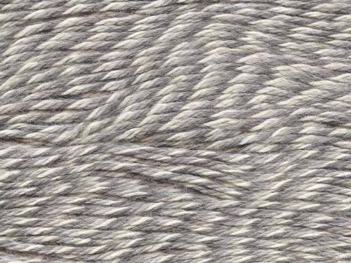 Cascade Yarns Eco & Pure Alpaca, 1525 - Silver Twist (Alpaca With A Twist Baby Twist Yarn)