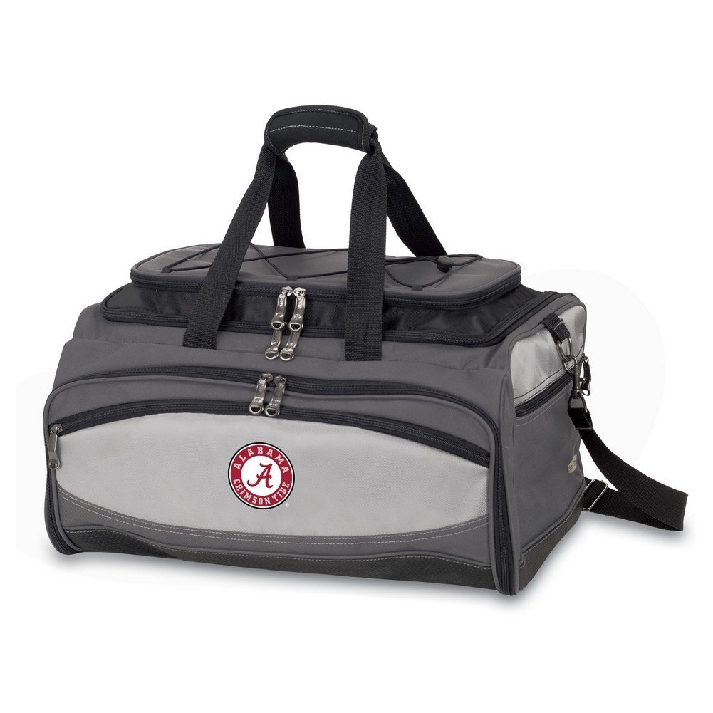 NCAA Alabama Crimson Tide Buccaneer Tailgating Cooler with Grill