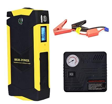 Amazon.com: WAWJ - Cargador de batería de arranque de coche ...