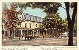 Lake George New York Arlington And Worden Hotels Antique Postcard V18014