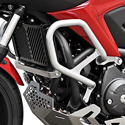 Pare carter Honda NC 750 X 14-18 argent