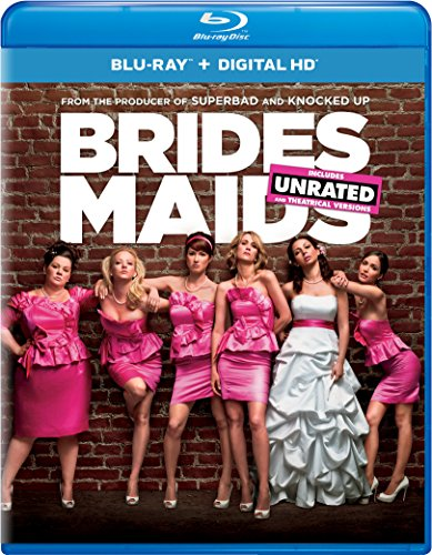 Bridesmaids (Blu-ray with DIGITAL HD)