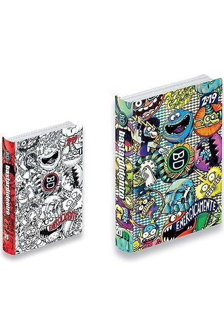 64779df8ab Seven Diario Pocket Bastardi Dentro, 000: Amazon.it: Giochi e giocattoli