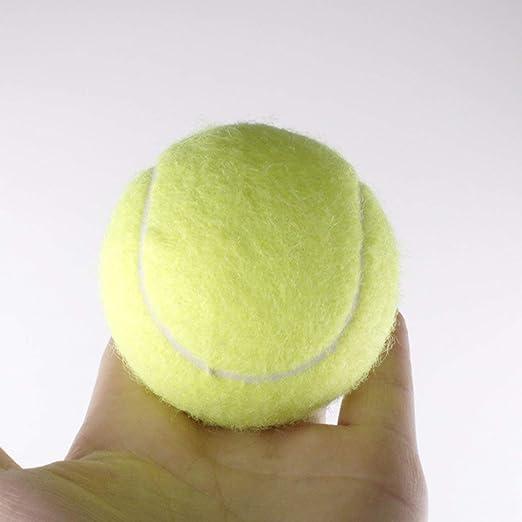 Heaviesk Pelota de Tenis para Perros Juguetes para Mascotas ...