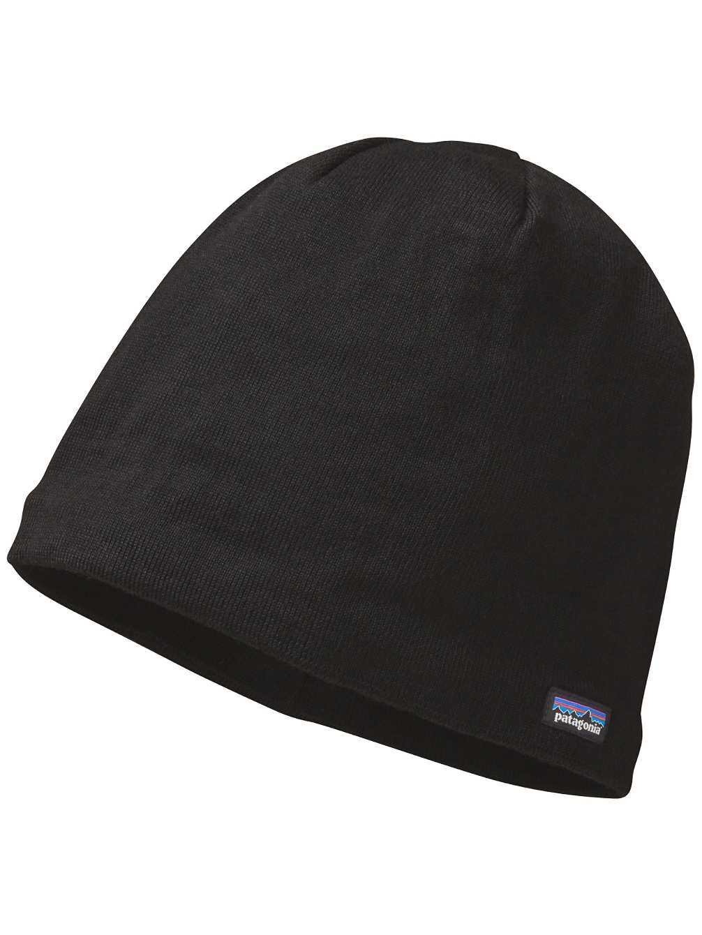 Patagonia 28860BLKALL - Beanie hat color: black talla: all: Amazon ...