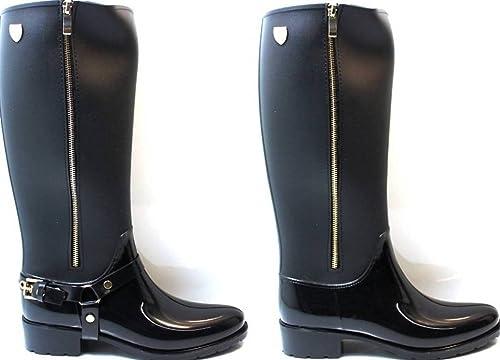 Nero Donna Yascovu01 itScarpe Stivali AntipioggiaAmazon Yamamay Ov0N8mwn