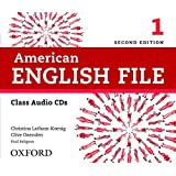 American English File 2nd Edition 1. Class Audio CD (4) (American English File Second Edition)