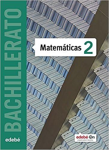 MATEMATICAS TX2 (CAS) - 9788468316451: Amazon.es: Edebé, Obra Colectiva: Libros