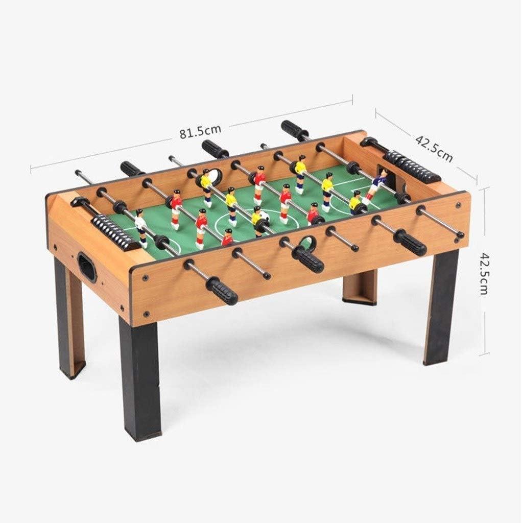 BEANFAN Tabla Partido de fútbol de Alta Pata de la Mesa de la máquina de Fútbol Tabla de Fútbol Tabla de Fútbol Juguetes for niños (Tamaño: 81.5x42.5x42.5cm): Amazon.es: Deportes y aire libre