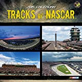 2015 Tracks of NASCAR Wall Calendar
