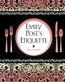 A seminal work in etiquette and personal relations, Emily Post's Etiquette pioneered many social networking concepts still popular today. Addressing a variety of topics ranging from how to conduct oneself when meeting strangers to how one sho...