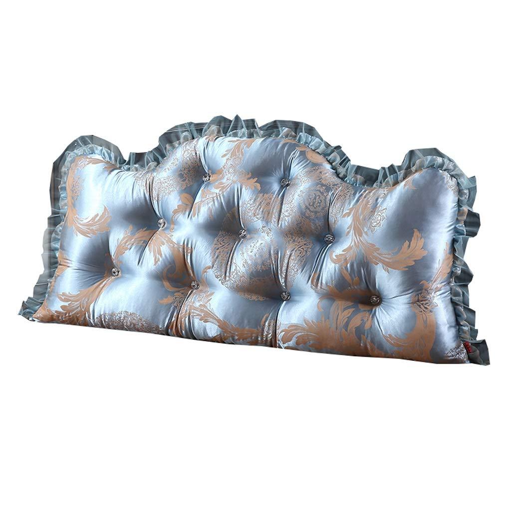 高級ブランド ベッドサイド (サイズ ソファーベッドサイド 大型三角ウェッジクッション 背もたれサポート枕を読む - 高密度サテン生地 ベッドサイド、 ジャカードレースクラフト - - リムーバブル&ウォッシャブル (サイズ さいず : 150X70CM) B07RHD28GF 120X70CM 120X70CM, 熊石町:6e4e1c0d --- jlptoiture.fr