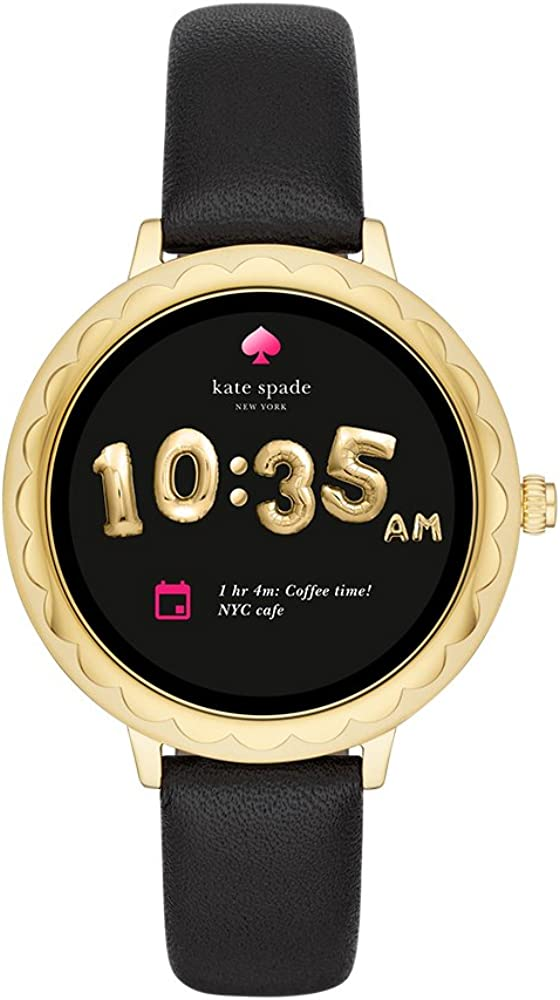 Scallop Touchscreen Smartwatch