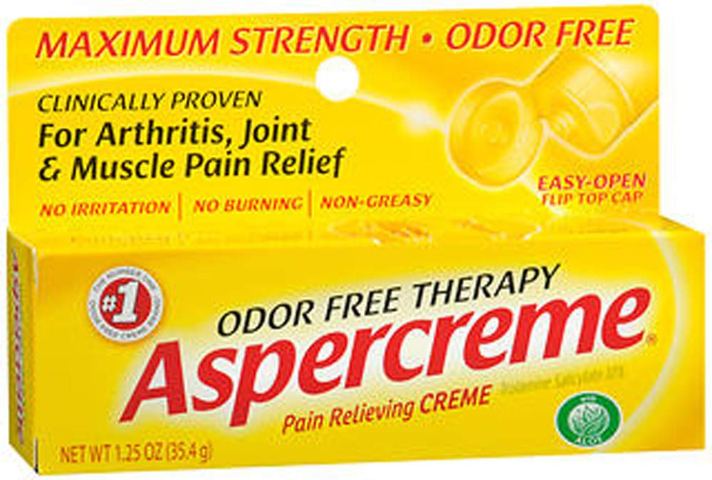 Aspercreme Pain-Relieving Creme