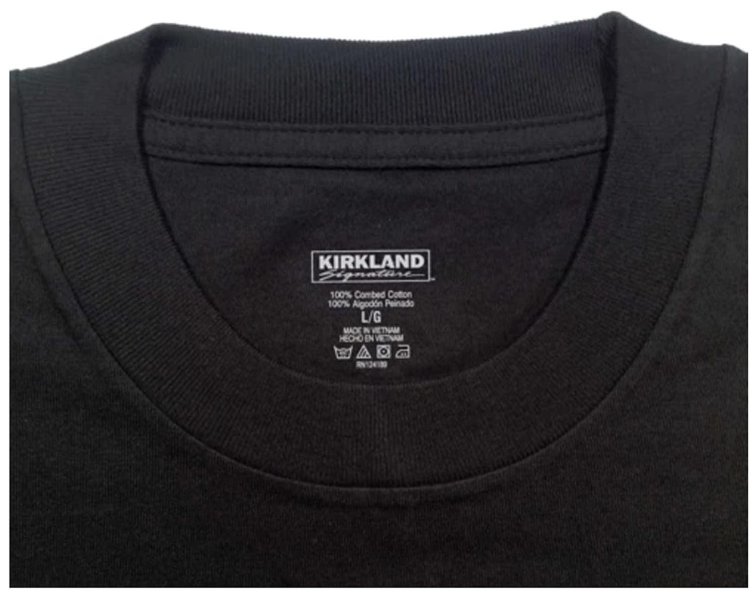 Kirkland black t shirts xl - Kirkland Black T Shirts Xl 19