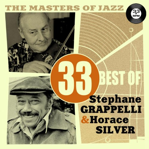 The Masters of Jazz: 33 Best o...