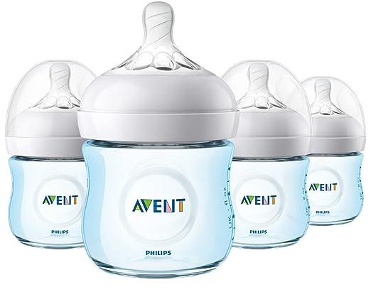 Amazon.com: Philips Avent - Botella para bebé, Paquete de 4 ...