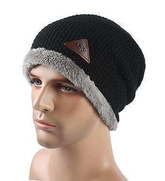 Sombreros para hombre Gorros para invierno Sombreros calientes ...