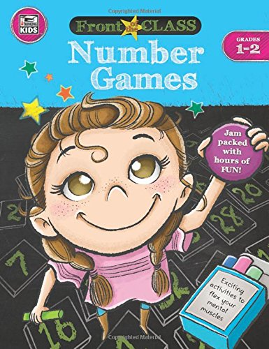 Number Games, Grades 1 - 2 (Front of the Class)