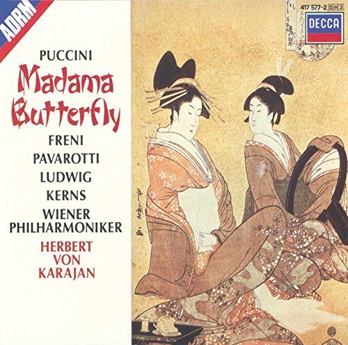 Puccini: Madama Butterfly by Decca