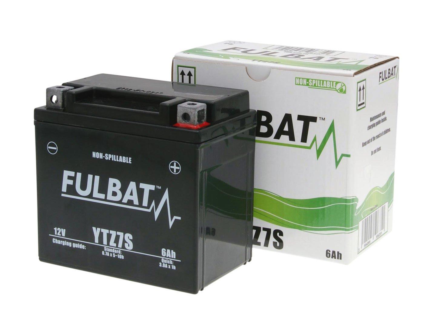 Batteria Fulbat YTZ7S SLA Gel