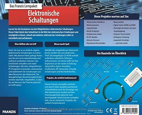 FRANZIS Lernpaket Elektronische Schaltungen: Elektronische ...