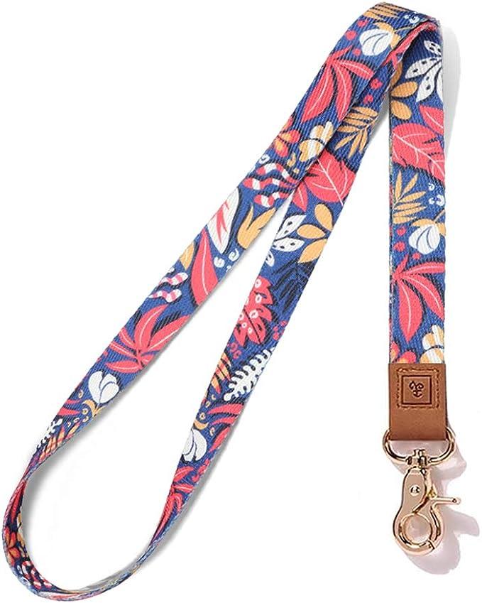 length 52cm POLSKA Lanyard Neck Strap for Keys ID Card Holder-WHITEwidth 20mm