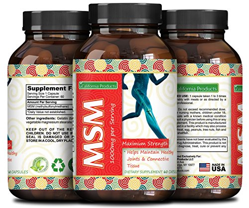 Natural Supplement Capsules Increased Flexibility