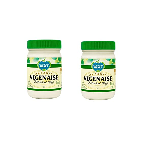 Follow Your Heart Mayonesa Orgánica Vegenaise 340g Pack de 2