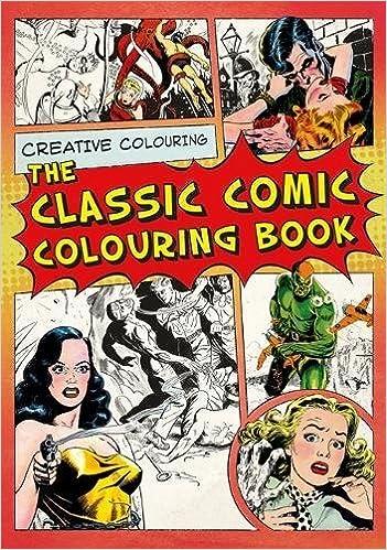 Bitorrent Descargar The Classic Comic Colouring Book: Creative Colouring PDF Gratis En Español