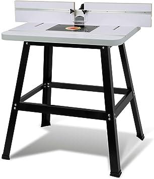 Eberth - Mesa de fresado para fresadora y fresadora de mesa (810 x ...