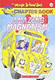 img - for Amazing Magnetism (Magic School Bus Chapter Book #12) book / textbook / text book