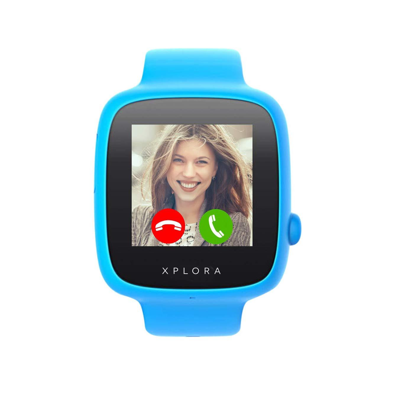 Telekom Xplora Go Kids - Smartwatch, Color Azul: Amazon.es ...