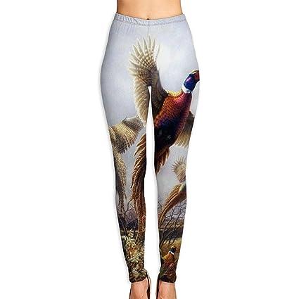 8a782f3c88196 Amazon.com : KUAAAKE Yoga Pants Thanksgiving Turkey Holiday Womens ...