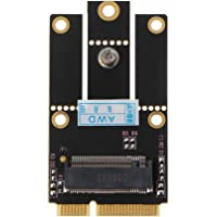 MIUSON New M. 2 NGFF Key A to Mini PCI-E Adaptateur PCI Express Wireless WiFi Carte Adaptateur