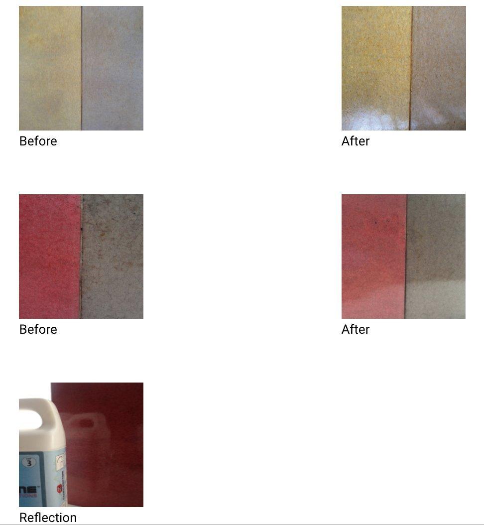 Z Counter-Shine Concrete Countertop Gloss Coating (Polish)