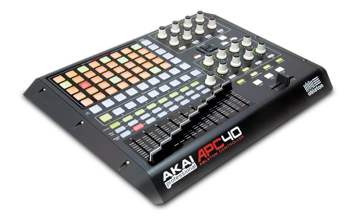 AKAI MIDIコントローラ APC40 B0027FETBM