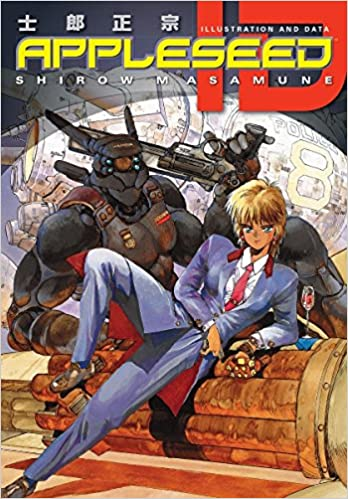 Appleseed Id Masamune Shirow Masamune Shirow 9781593076900 Amazon Com Books