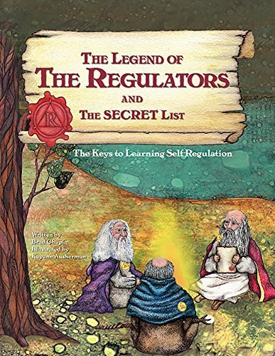 The Legend of The Regulators and The Secret List by Brad Chapin (2014-09-01)