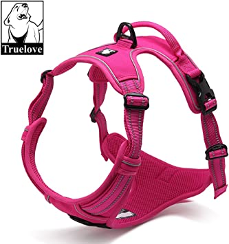 TrueLove TLH5651 - Arnés para perro, las costuras reflectantes 3M ...