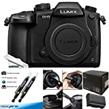 Cheap Panasonic Lumix DC-GH5 Mirrorless Micro Four Thirds Digital Camera (Body Only) – Deal-Expo Bundle