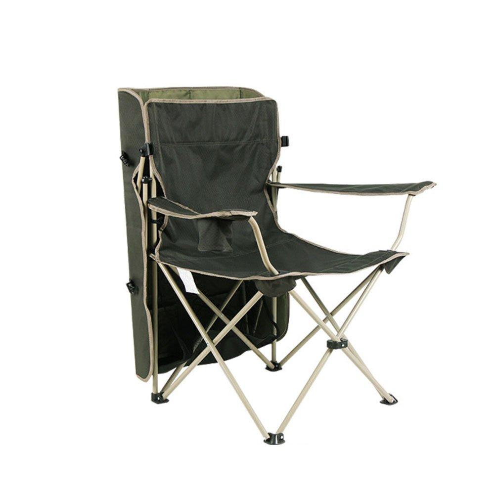 LE silla Camping Plegable al Aire Libre/con toldo de Sombra ...