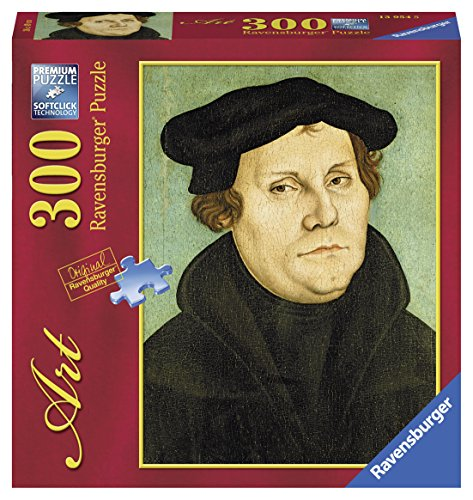 (Ravensburger Martin Luther Portrait Jigsaw Puzzle (300 Piece))