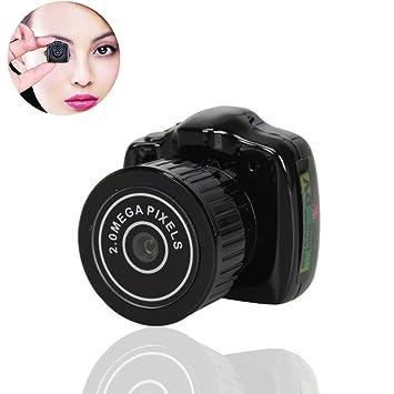 szjsl Mini espía oculto en el cámara cámara videograbador digital portátil