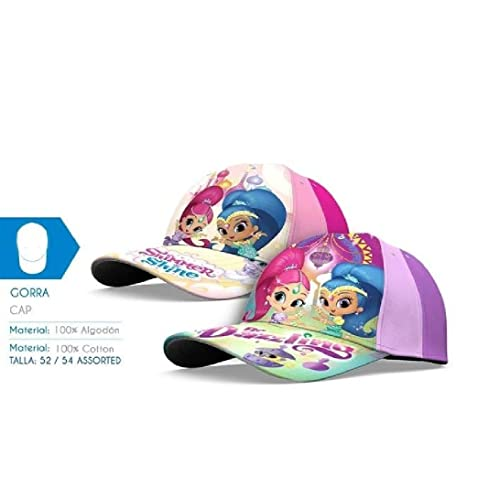 Disney - Shimmer and Shine Casquette, SH17077