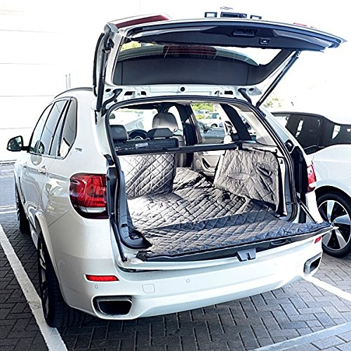 BMW X5 Cargo Liner Trunk Mat - Quilted, Waterproof & Tailored - 2014 to 2018